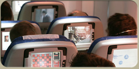 A380 In-Flight Entertainment